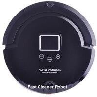 (Бесплатно по России) самый популярный робот Авто пылесос робот с Longest рабочего времени, УФ, Расписание, обнаружения грязи
