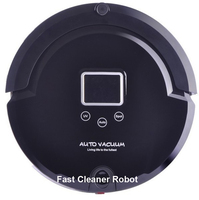 (Free To Russia) The Most Popular Robot Auto Vacuum Cleaner Robot With Longest Working Time UV Light Schedule Dirt Detection