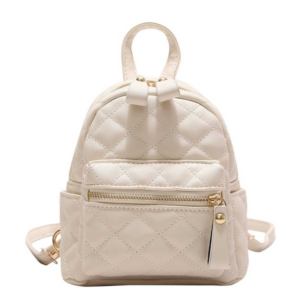 Модный рюкзак Lingge, женская сумка из искусственной кожи, женские рюкзаки mochila, маленькие рюкзаки, женские школьные сумки для девочек-подростков