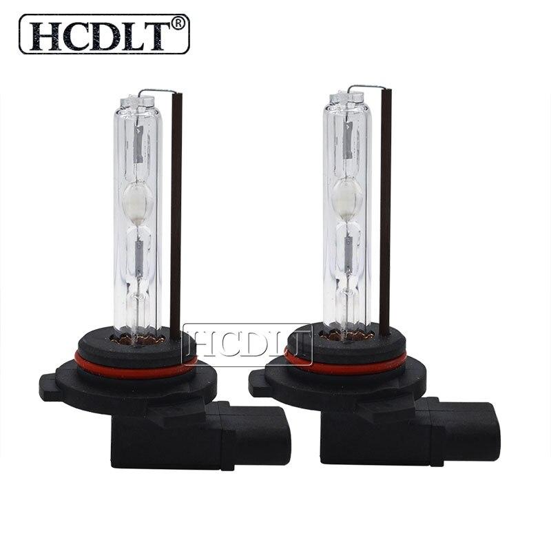 HCDLT 12V 35W 9012 HIR2 Xenon HID Bulb 55W 6000K 8000K 5000K 4300K Car Light HID Headlamp Bulb For Kit Xenon 9012 Auto Headlight (2)