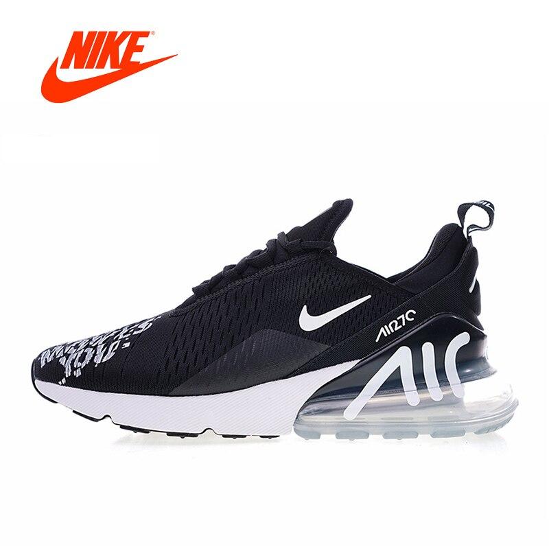 Original Nouvelle Arrivée Authentique Nike Air Max 270 hommes Respirant Chaussures de Course de Sport de Sport En Plein Air De Bonne Qualité BQ0742-991