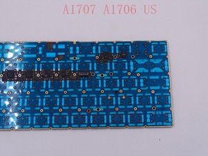 """Image 4 - Original A1707 A1706 Keyboard 2016 Year US For Macbook Pro Retina 15"""" A1707 Replacement EMC 3162"""