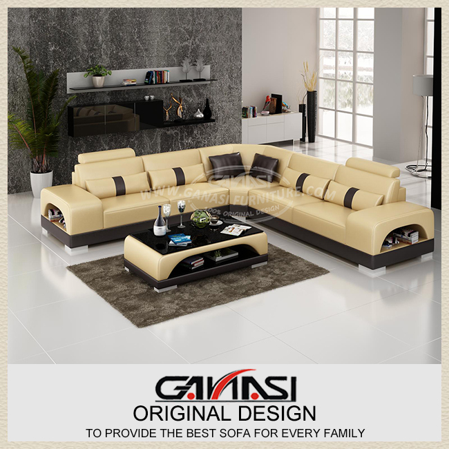 Superior GANASI Corner Sofa Bed,modern Sofa Set Living Room Furniture,leather  Sectional Sofa In Living Room Sofas From Furniture On Aliexpress.com |  Alibaba Group Part 24