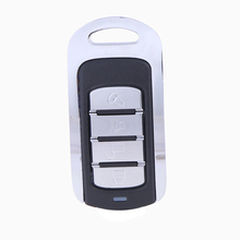 12V 10mA Universal Metal Wireless Remote Control Learning Fixed Code 868MHz 4 Channels for Electronic Garage Door Gate Alarm