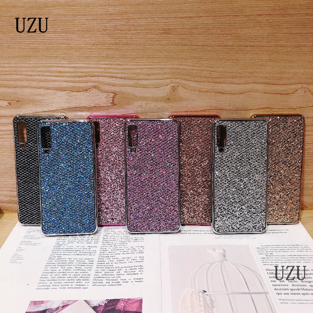 etui phone case for huawei p20 pro p10 p9 p8 lite 2017 mate 20 honor 10 lite glossy luxury diamond cover for huawei y5 II coque