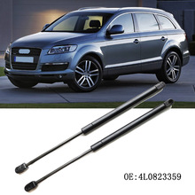 Spring-Lift-Supports Audi Q7 Hood-Boot Shock Gas-Struts Front New