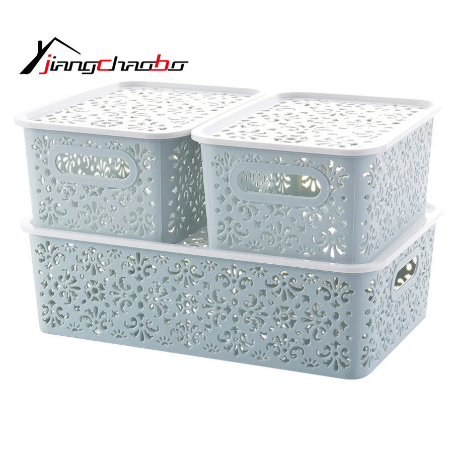 1Pcs New Storage Box Underwear Bra Socks Tie Organizer Divider Boxes Closet Organizers Without Cover Underwear