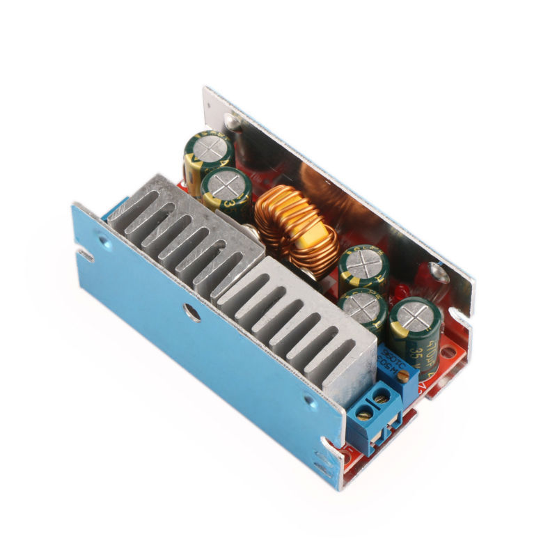 Stepless Adjustable Buck Power Supply DC4.5~30V to 0.8~30V 12A 200W Power Converter/Voltage Regulator DIY multi-function Adapter dsei30 12a to 247