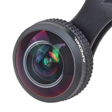 8mm 238 Degree Super Fisheye Lens, 0.2X Full Frame Wide Angle Lens for Xiaomi iPhone 7 5s 6s Plus Samsung s7 edge