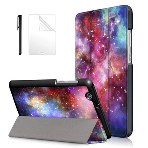 Slim Magnetic Folding Cover Fo