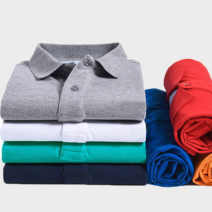 2019 Summer Brand Short Sleeve Polo Shirt Male Casual 100% Cotton Turn-down Collar Crocodile Breathable Polos Shirts Tops Teees