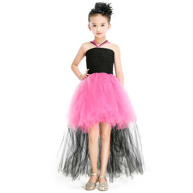 Rockstar Queen Christmas Halloween Costume Fancy Tutu Dress Cosplay Girls Dress Kids Party Pageant Performance Tulle  sc 1 st  AliExpress.com & Rockstar Queen Christmas Halloween Costume Fancy Tutu Dress Cosplay ...