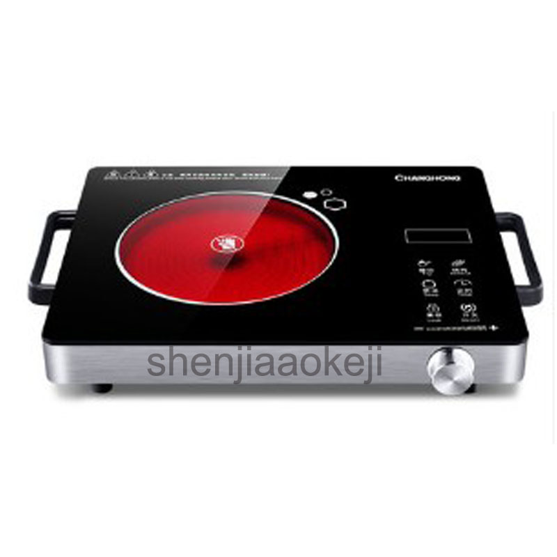 induction cooker light wave stove electric stove infraredelectric ceramic stove hot pot ceramic furnace stire-fry soup stewing cukyi household 3 0l electric multifunctional cooker microcomputer stew soup timing ceramic porridge pot 500w black