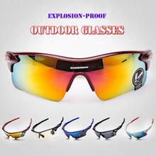 ROBESBON 5 Colors Men UV400 Protective Sports Eyewear MTB Bicycle Bike Sunglasses Women Riding Goggles Ciclismo
