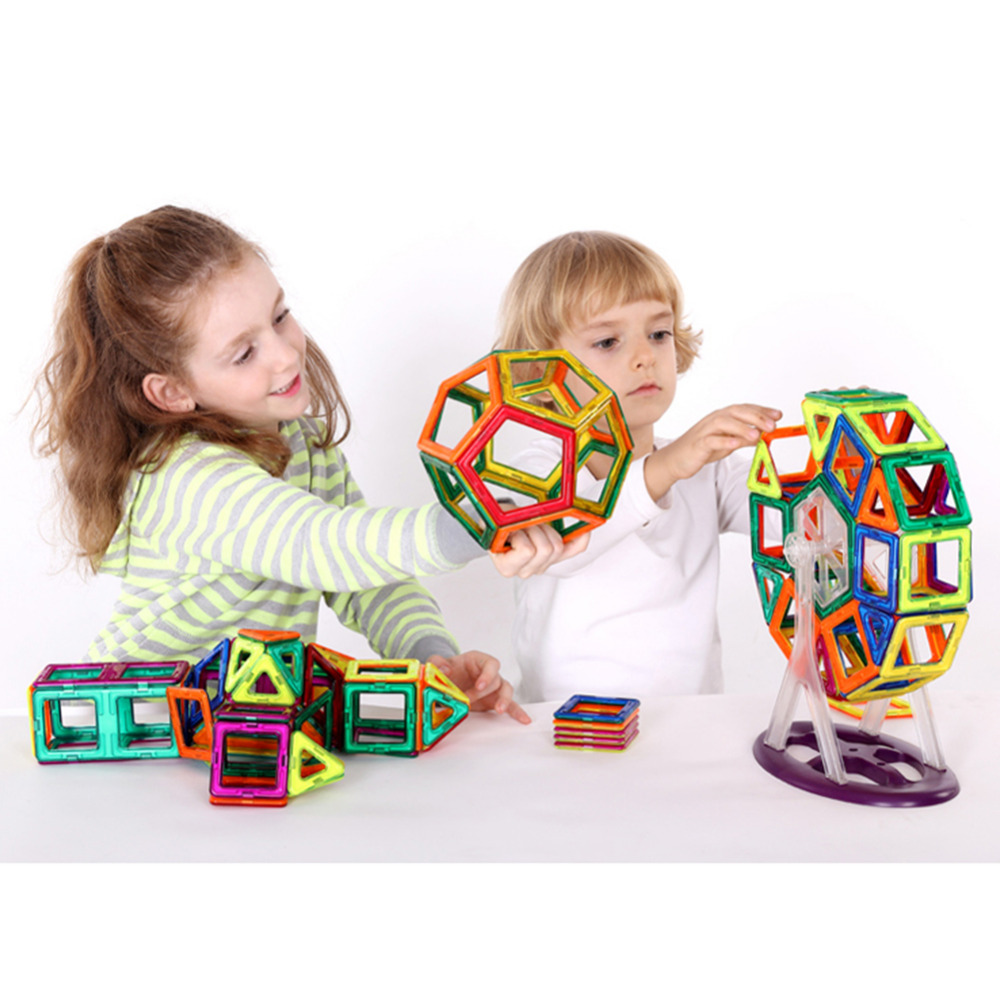 113Pcs Magnetic Building Blocks Children Intelligence Toys Models Building for Baby Early Education Parent-child Interactive Toy web personalization models using computational intelligence