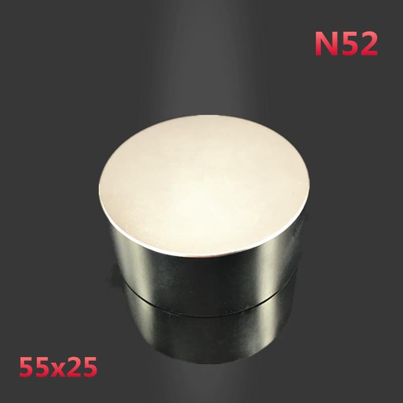 2pcs Dia 55*25mm neodymium 55x25 mm hot round magnetic Strong magnets Rare Earth Neodymium Magnet 55mmx25mm wholesale 55*25 mm newest magnets 2pcs dia 40x20 mm hot round magnet 40 20mm strong magnets rare earth neodymium magnet 40x20mm wholesale 40 20mm