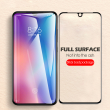 2 Packs High quality FOR xiaomi 9 Tempered Glass Explosion-proof Screen Protector Film For Xiaomi