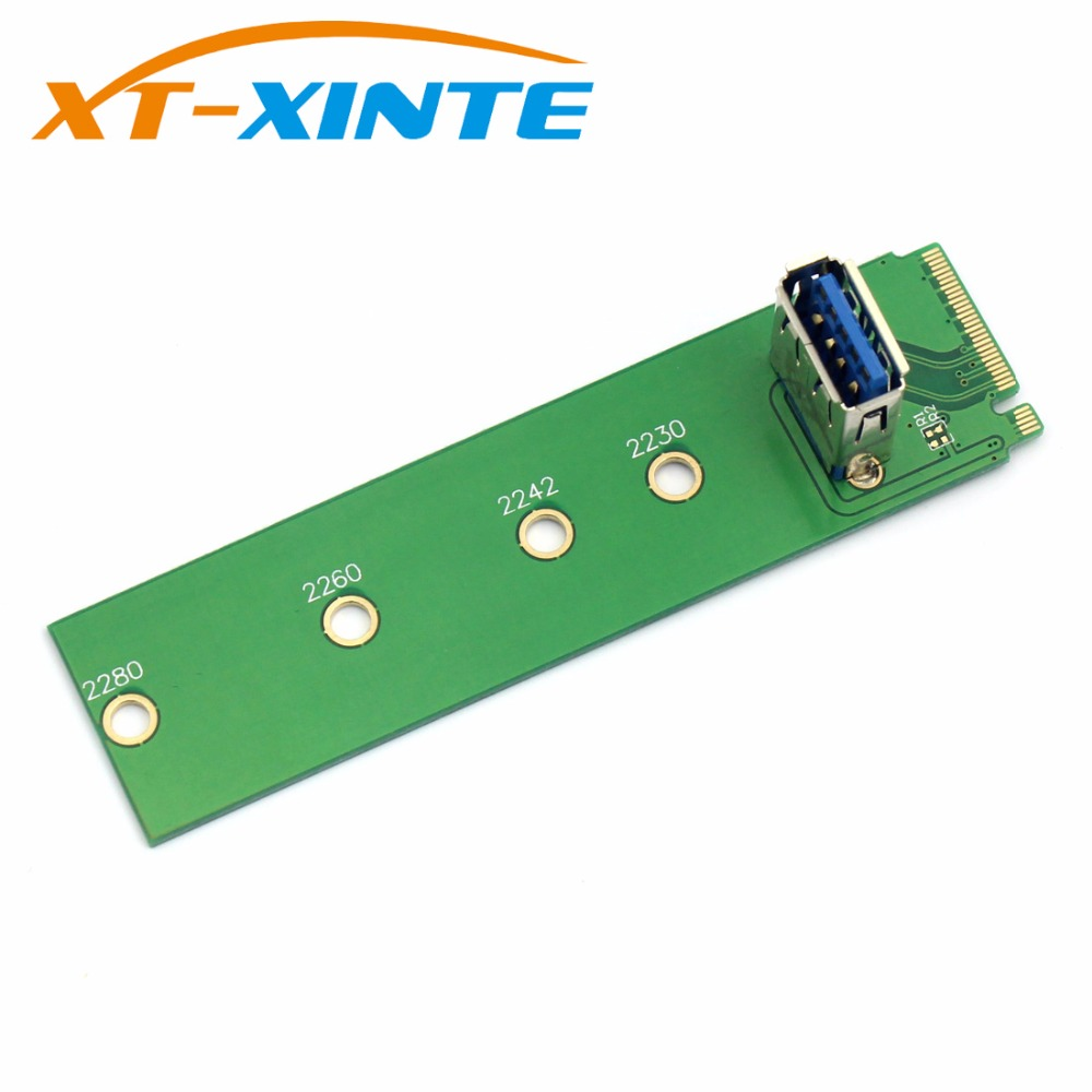 все цены на M.2 NGFF to PCI-Express USB 3.0 Adapter Card M2 to USB3.0 PCIE PCI-E Convert Card for Mining Miner
