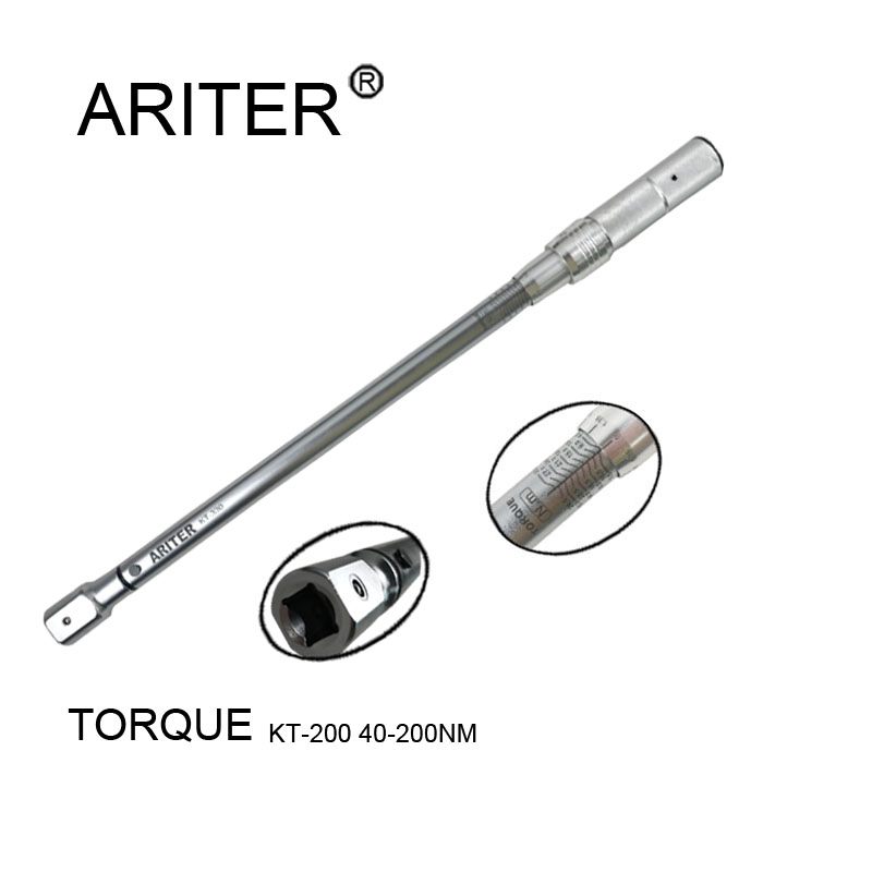 40-200N.m Professional universal torque wrench adjustable hand tool spanner wrench car bicycle repair tools mxita 1 2 5 60n adjustable torque wrench hand spanner car wrench tool hand tool set