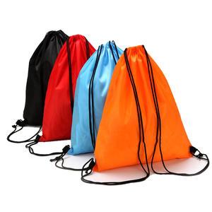 b6bda7a870 Drawstring Shopping Bag Waterproof Gym Sports Gym Bags Hiking Beach  Swimming Bag
