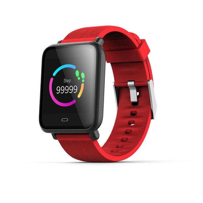Acquista A Buon Mercato Q9 Sport Astuto Della Vigilanza Del Android Orologi Delle Donne Degli Uomini Impermeabile Banda Intelligente Con Frequenza Cardiaca Pressione Sanguigna Smartwatch Per Ios Phone
