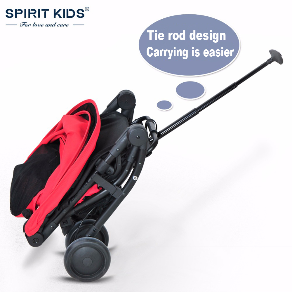 Baby cart Mickey Folding Baby Umbrella Stroller Baby Car Kid Carriage Kid Buggy Baby Pram pushchair lightweight portable pram summer mosquito net travel folding portable four wheel cart carriage reversible car baby stroller lightweight pram pushchair