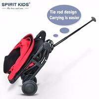 Baby cart Mickey Folding Baby Umbrella Stroller Baby Car Kid Carriage Kid Buggy Baby Pram pushchair lightweight portable pram