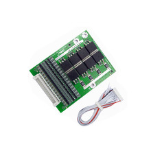 6S-16S 50A 24V 36V 48V 60V Polymer/Lithium Battery Protection Board BMSboard  same port mouthpiece universal