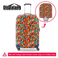 Stylish Flower Waterproof Luggage Protective Cover For Travel 18-30 inch Suitcase Women Girl Travel Accessories Maletas De Viaje