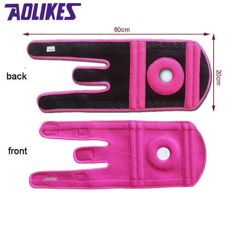 AOLIKES 1 par jastučića za koljena za biciklističko planinarenje - Sportska odjeća i pribor - Foto 4