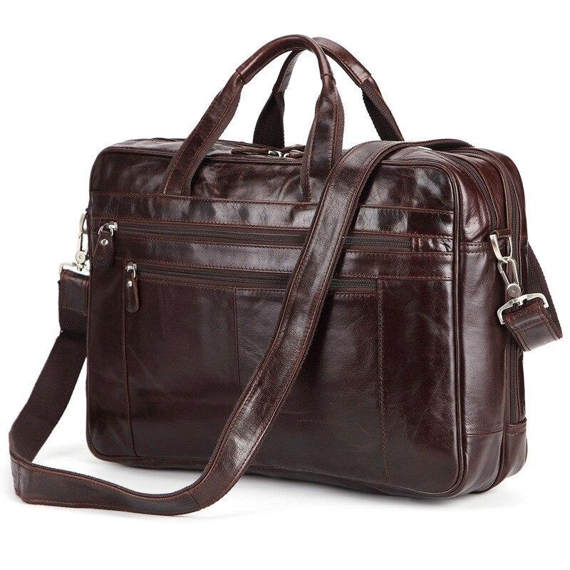 New Tote Bag Mens Travel Big Shoulder Bag Casual Top Leather Crossbody BagNew Tote Bag Mens Travel Big Shoulder Bag Casual Top Leather Crossbody Bag