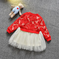 baby girls clothing dresses New Autumn Flower Princess Dress Baby Girl Party for Toddler Girl Dresses Clothing tutu Kids Clothes