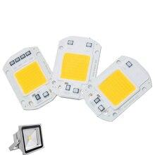 5/10/20pcs LED Matrix 20W 30W 50W Diode Array High Power Smart IC Chip Light For Searchlight matrix Outdoor Spotlight Floodlight