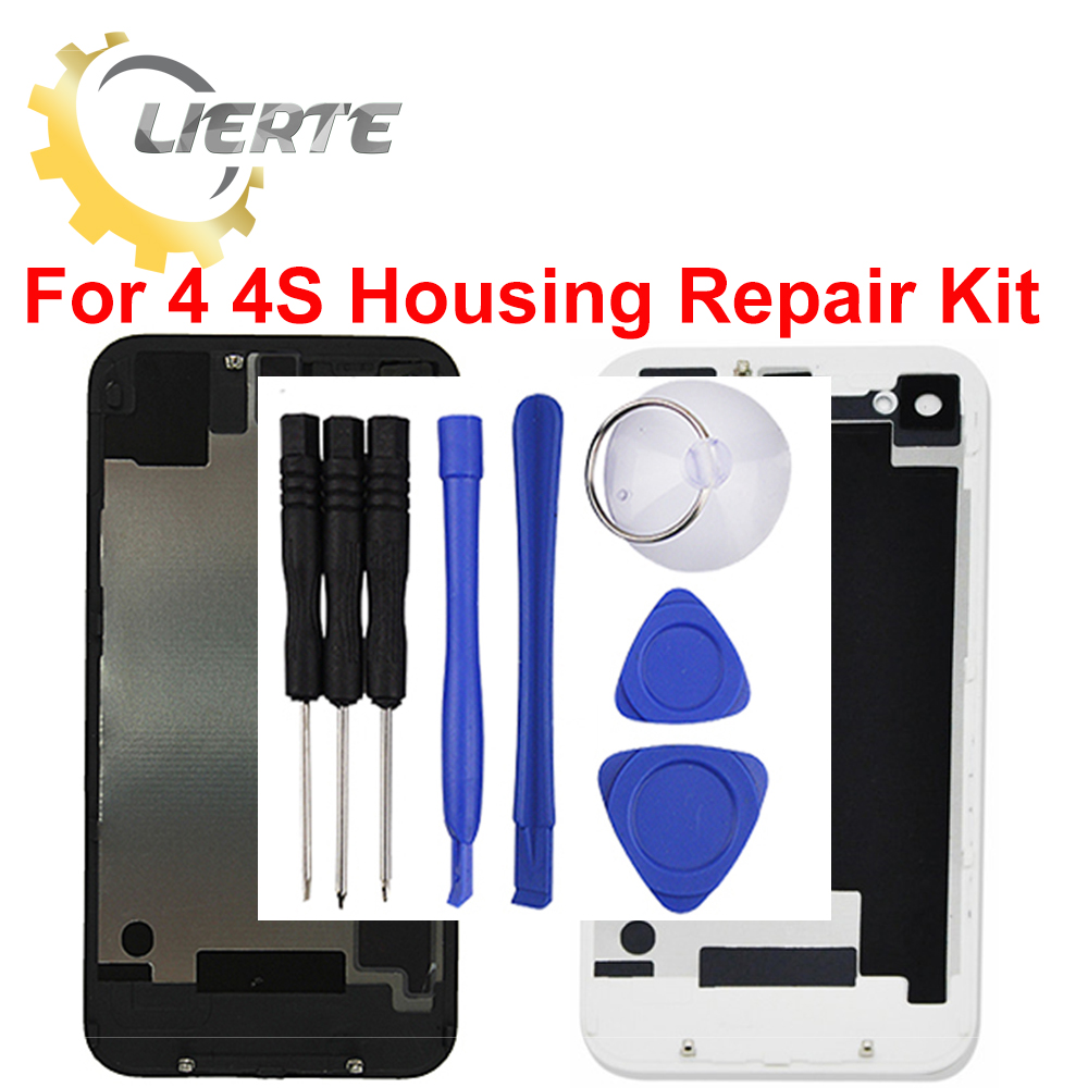 Screwdriver Torx Screwdriver Repair For IPhone 4 4G 4S 4GS Back Cover Housing Battery Cover Door Rear Cover Chassis Frame screw it let s do it