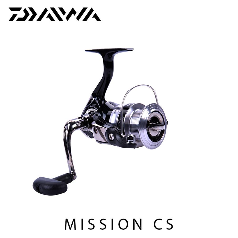 New DAIWA fishing reel MISSION CS Spinning fishing reels