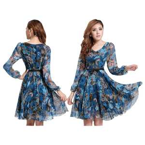 6867311984a Shop discount long fashion summer dress spring european
