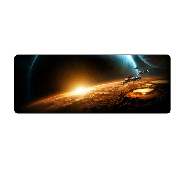 800*300 large game mouse pad for starcraft 2 800*300mm Overlock pc gaming for starcraft2 gaming mousepad speed  3