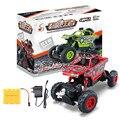 Высокое Качество 1/20 2.4 ГГЦ 4WD Радио Пульт Дистанционного Управления Off Road RC Автомобиль ATV Багги Monster Truck Gift Toys Оптовая Бесплатный доставка