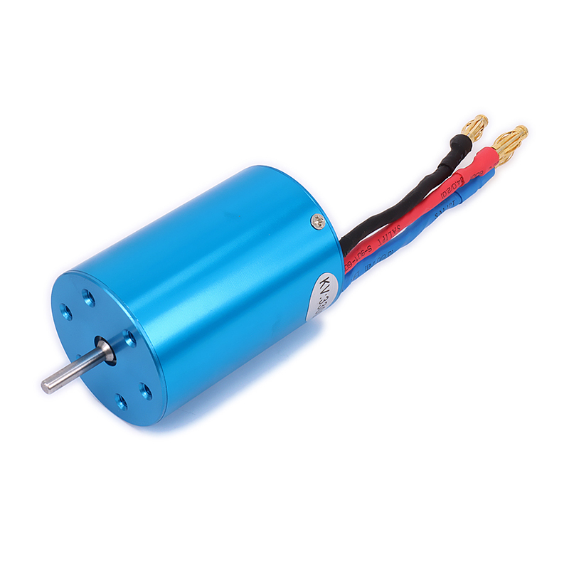 цена на Brushless Motor 540 Electric Inrunner Motor For 1/10 RC Car Boat Airplane HSP Hi Speed Wltoys Tamiya Truck Buggy Car