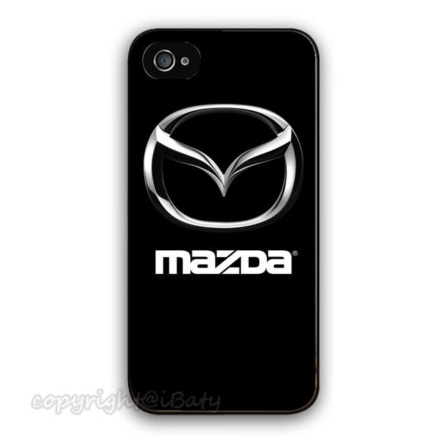 Mazda 626 Familia Aux Case  Hard Plastic Mobile Phone Cover For Apple iPhone 6 6S 7 Plus 5S 5C 4S