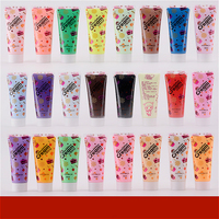 12 PCS / 24 PCS simulation cream soil handmade DIY mobile phone shell simulation cake material glue drops 50ml
