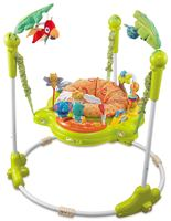 Baby Jumping Walker Early Education Three Steps To Adjust Baby Swing Chair Jumper Baby Fitness Gym Activity Newborn Baby Swing