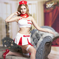 9708 Women Sexy Lingerie Sexy Nurse Cosplay Costumes Women Erotic Lingerie Charming and Sexy Holloween Costumes