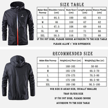 All Year Sport Outerwear Windproof Hooded Jackets