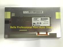 Frete grátis original novo 7 Polegada display lcd LA070WV1 TD02 la070wv1 td02 para carro dvd gps navegação áudio