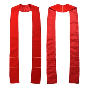 Image 4 - Clergy Stole Orthodox Adult Church Christian Pope Minister Priest Costumes