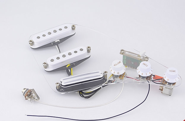 high quality guitar wiring harness ssh electric guitar