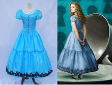 Alice in Wonderland Cosplay Costumes Dress