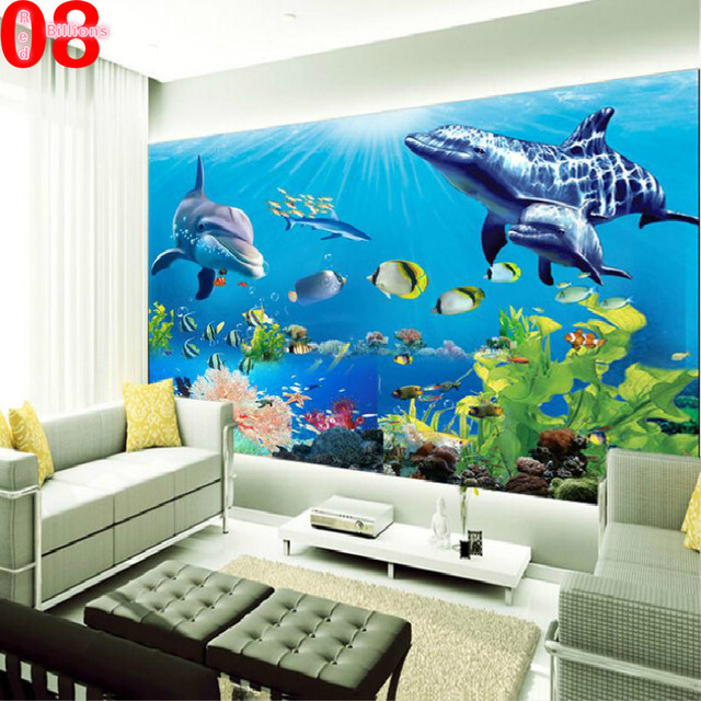Buy large custom mural kids room for Children s mural wallpaper