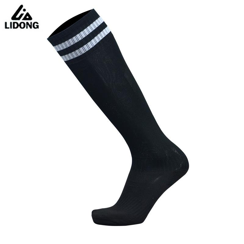 Hot High Quality Kids Boys Football Socks Mens Soccer Socks Sports Durable Long Basketball Thickening Sox Medias De Futbol